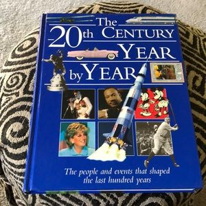 BOOK. The 20th century year by year